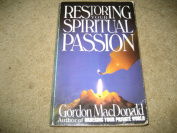 Restoring Your Spiritual Passion
