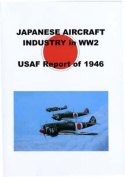 Japanese Aircraft Industry in WW2