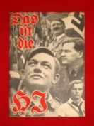 Das Ist Die Hj / This is the Hitler Youth