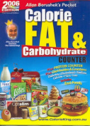 Calorie Fat and Carb Counter