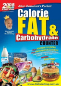 Allan Borushek's Pocket Calorie, Fat and Carbohydrate Counter