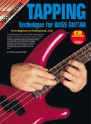 Tapping Bass Guitar Bk/CD