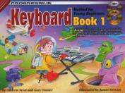 Progressive Keyboard Method for Young Beginners