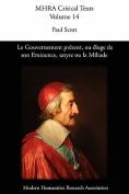 Le Gouvernement Present, Ou Eloge De Son Eminence. Satyre Ou La Miliade