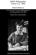 An International Annotated Bibliography of Strindberg Studies 1870-2005