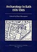 Archaeology in Bath, 1976-85
