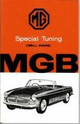 MG MGB 1800 Tuning