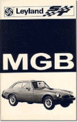 MG MGB Tourer and GT Tuning