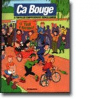 Ca Bouge 1: A Fun-Filled Comprehensive French Course: Text