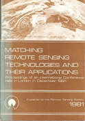 Matching Remote Sensing Technologies and Their Applications