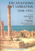 Excavations at Sabratha, 1948-1951: v. 2: The Finds