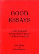 Good Essays
