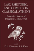 Law, Rhetoric and Comedy in Classical Athens
