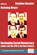 Reshaping Social Democracy
