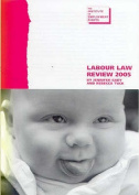 Labour Law Review: 2005