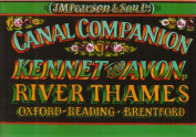 Pearson's Canal Companion Kennet and Avon, River Thames
