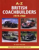 A-Z of British Coachbuilders 1919-1960