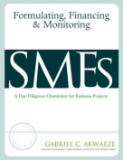 Formulating, Financing & Monitoring SME's