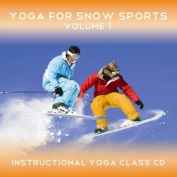 Yoga for Snow Sports: v. 1 [Audio] [Region 2]