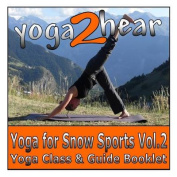 Yoga for Snow Sports: v. 2 [Audio] [Region 2]