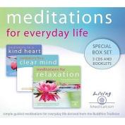 Meditations for Everyday Life Box Set [Audio]