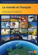 Le Monde en Francais Student's Book [FRE]