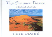 The Simpson Desert in Outback Australia