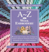 A-Z of Wool Embroidery