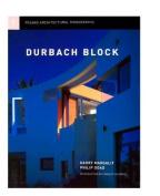 Durbach Block