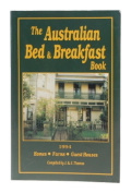 Australian Bed and Breakfast Book