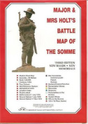 Major and Mrs Holt's Battle Map of the Somme