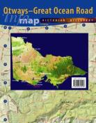 Otway Great Ocean Road Info Map