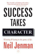 Success Takes Character