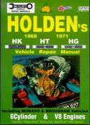 Holden: Including Monaro and Brougham Vehicles