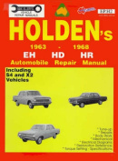 Holden: 1963-1968 Eh Hd Hr