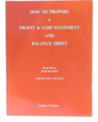 How to Prepare a Profit & Loss Statement and Balance Sheet