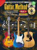 Guitar Method Book 1 Bk/CD/DVD [With CD/DVD]