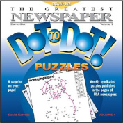 The Greatest Newspaper Dot-To-Dot Puzzles, Vol. 1