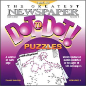 The Greatest Newspaper Dot-To-Dot Puzzles, Vol. 2