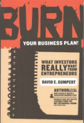 Burn Your Business Plan!