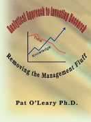 Analytical Approach to Investing Research - Removing the Management Fluff