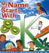 American Book 422200 My Name Starts With K