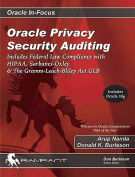 Oracle Privacy Security Auditing