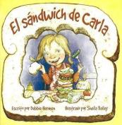 El Sandwich de Carla [Spanish]