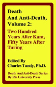 Death And Anti-Death, Volume 2