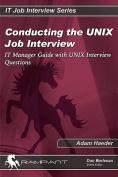 Conducting the UNIX Job Interview