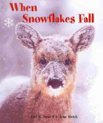When Snowflakes Fall [Board Book]
