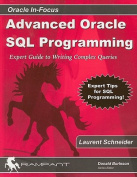 Advanced Oracle SQL Programming