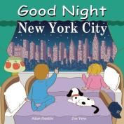 Good Night New York City [Board book]
