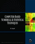 Computer-based Numerical and Statistical Techniques